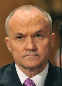New York City Police Commissioner Raymond Kelly in Washington