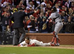 World Series Game 3 Boston Red Sox at St. Louis Cardinals