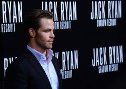 """""""Jack Ryan: Shadow Recruit"""" premiere held in Los Angeles"""