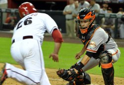 Arizona Diamondbacks vs. San Francisco Giants