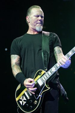 Metallica performs in concert in Sunrise, Florida