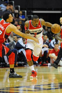 Washington Wizards vs Atlanta Hawks in Washington