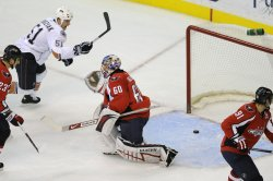 NHL Edmonton Oilers at Washington Capitals
