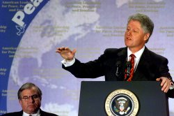 Clinton Says Nato Would Act