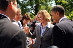 Obama hosts National Teachers of the Year at White House