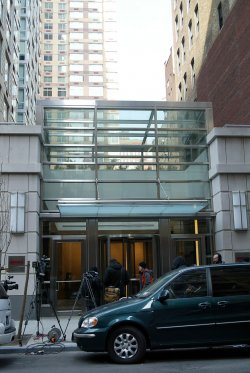 Chelsea Landmark building in New York