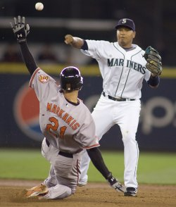 Baltimore Orioles vs. Seattle Mariners