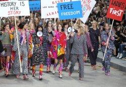 Chanel Fashion in Paris