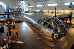 JAPANESE SURVIVORS OF NAGASAKI, HIROSHIMA VISIT ENOLA GAY