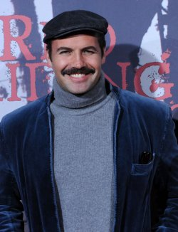 "Billy Zane attends the ""Red Riding Hood"" premiere in Los Angeles"