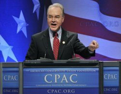 Rep. Price addresses Conservative Political Action conference in Washington