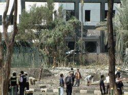 BOMB BLAST IN JAKARTA NEAR AUSTRALIAN EMBASSY KILLS 9