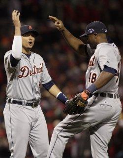 ALCS Game 1 Detroit Tigers vs. Boston Red Sox