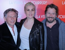 "French premiere of the film ""Venus in Fur"" in Paris"