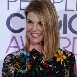 Lori Loughlin attends the 43rd annual People's Choice Awards in Los Angeles