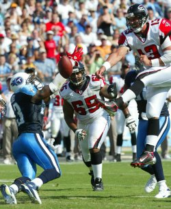 Atlanta Falcons vs Tennessee Titans