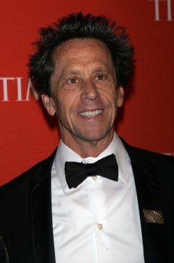 Brian Grazer arrives for the Time 100 Gala in New York