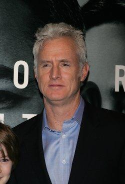 """John Slattery arrives for """"The Adjustment Bureau"""" Premiere in New York"""