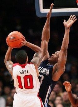 NCAA Big East baskeball tournament held in New York