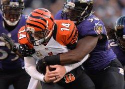 Cincinnati Bengals vs Baltimore Ravens in Baltimore