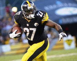 Steelers Runs Dwyer Runs to Inside the Two in Pittsburgh