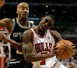 NBA Basketball San Antonio Spurs vs Chicago Bulls
