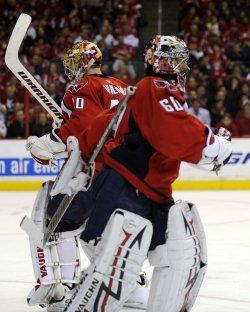 Semyon Varlamov replace Jose Theodore in Washington, DC