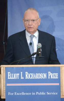 THE COUNCIL FOR EXELLENCE IN GOVERNMENT'S ELLIOT RICHARDSON PRIZE