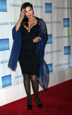 "Laura Harring arrives for the 2nd Annual ""Change Begins Within"" Benefit in New York"