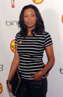 "Aisha Tyler attends the ""Bully"" premiere in Los Angeles"