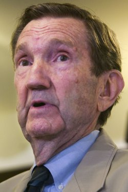 RAMSEY CLARK DISCUSSES EMERGENCY COMMITTEE ON IRAQ