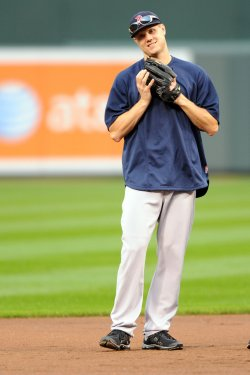 Buchholz Warms Up in Baltimore, MD