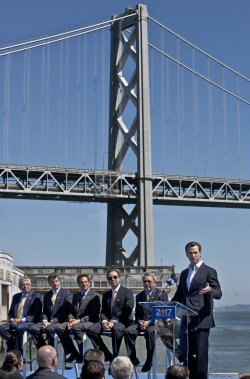 Golden State Warriors plan new arena and move to San Francisco
