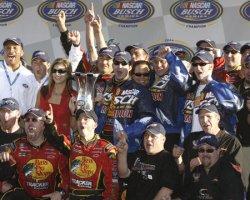 NASCAR BUSCH SERIES CHAMPIONSHIP