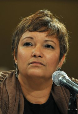 EPA Administrator Lisa Jackson testifies on the Gulf oil spill response in Washington
