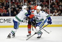 Vancouver Canucks vs. Chicago Blackhawks