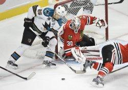San Jose Sharks vs. Chicago Blackhawks