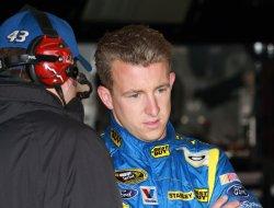 NASCAR Sprint Cup final practice at Daytona Florida