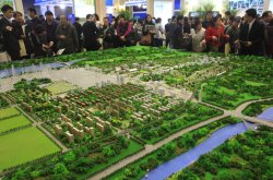 Housing fair is held in Beijing