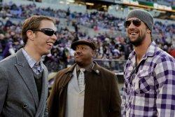 New York Giants vs Baltimore Ravens in Baltimore
