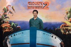 """""""Cloudy With a Chance of Meatballs 2"""" photo call held in Los Angeles"""