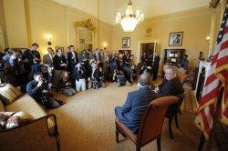 Incoming Senators visit Capitol Hill in Washington