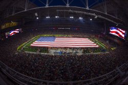 The 2015 Pro Bowl in Glendale, Arizona