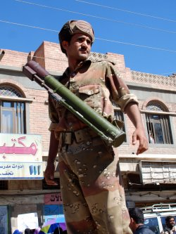 Continues Protests in Yemen
