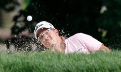 SECOND ROUND PGA BARCLAYS CLASSIC AT WESTCHESTER COUNTRY CLUB
