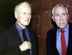 Paul Newman attends City Center gala