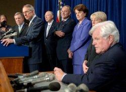 SENATE MAJORITY LEADERSHIP SPEAKS ON IMMIGRATION IN WASHINGTON