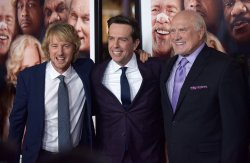 Owen Wilson attends 'Father Figures' premiere in Los Angeles