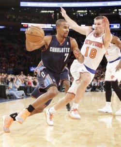 Knicks vs Bobcats