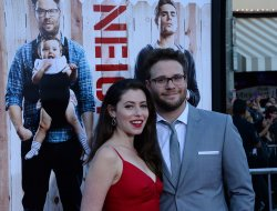 """Neighbors"" premiere held in Los Angeles"